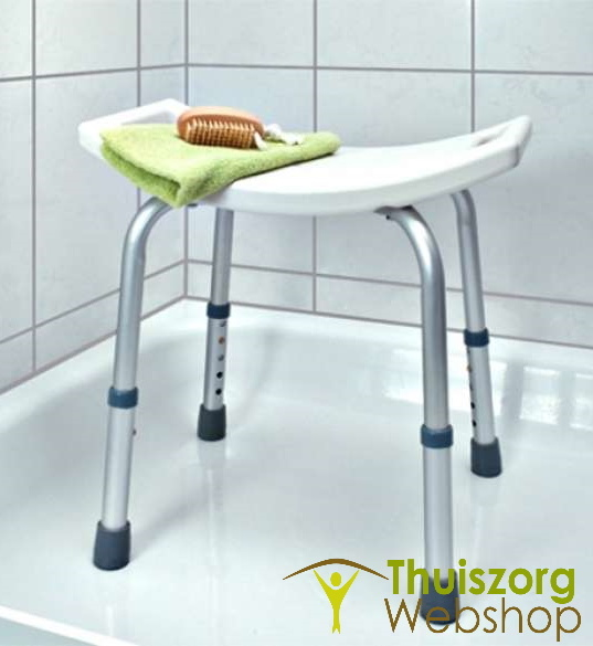 Free-standing shower seats