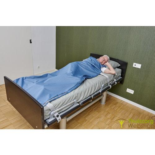 Sac de couchage détachable avec sangles de fixation