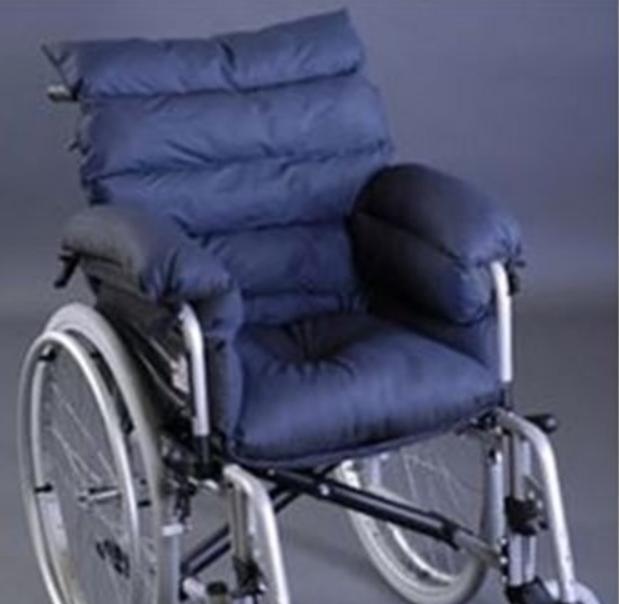 Coussin pour fauteuil roulant