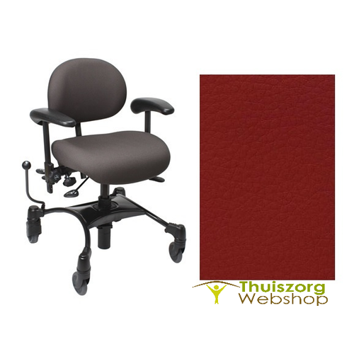 Tango 100 manually in artificial leather upholstery