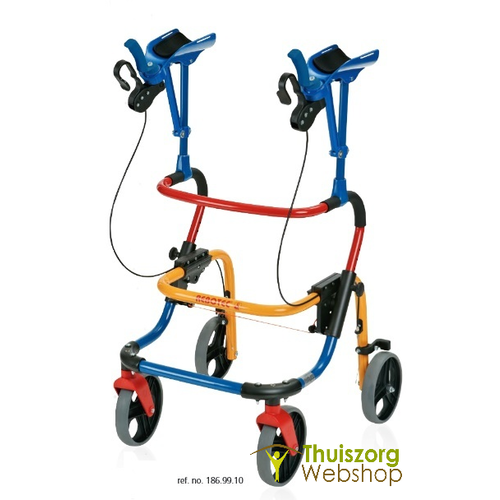 Fixi Yano / Fox Yano Underarm scale children's walker max. 100 kg - 2 variants