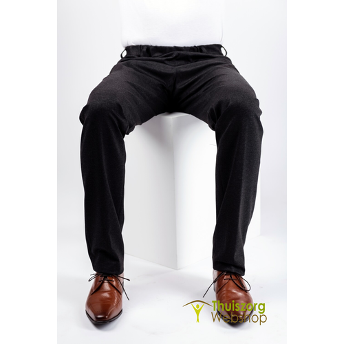 So Yes! VALERE elastic seat trousers - anthracite