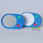 Voice pad with 40 sec recording time - Per 2 pieces