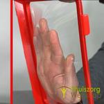 Eenhandig vershoudsysteem - 2 stuks
