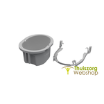 Toiletkader met zitting Prima FP