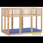 Kayserbetten Travel bed - childcare bed