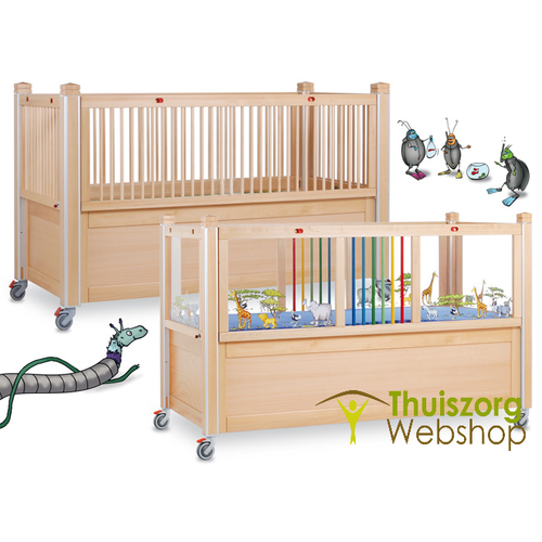 Kayserbetten Timmy I or II - childcare bed