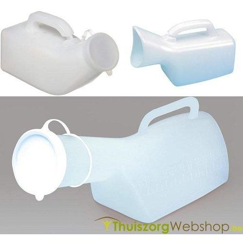 Urine bottles & bedpans