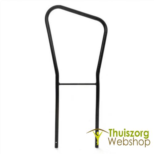 Threshold aid handle