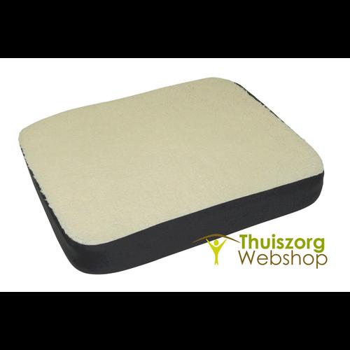 Gel comfort wheelchair cushion
