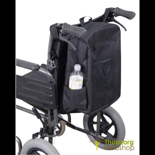 Sac de luxe rembourré pour fauteuil roulant