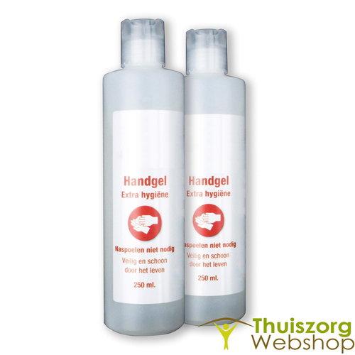 Disinfectant hand gel 250 ml