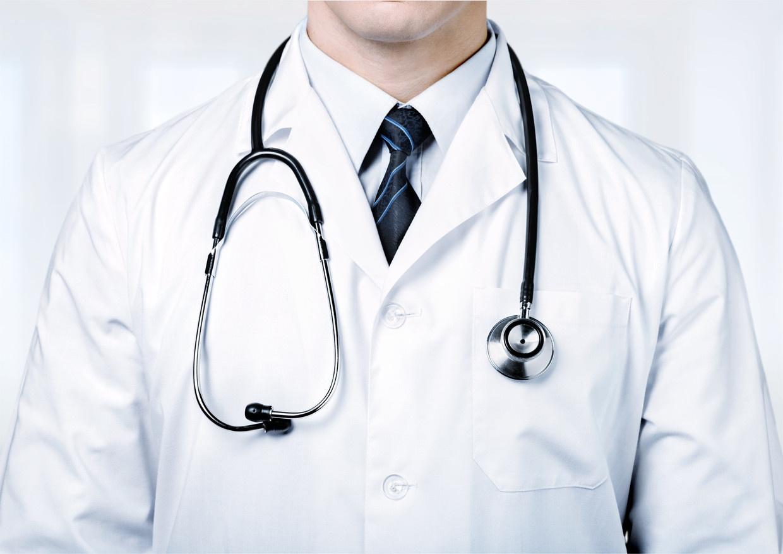 Otoscope & stethoscopes