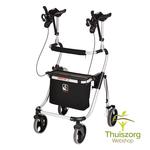 Opvouwbare rollator tot 120 kg inclusief tas