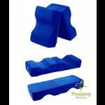 Coussin d'abduction genoux et / ou jambes avec mousse viscoélastique - élastique (mousse mémoire)