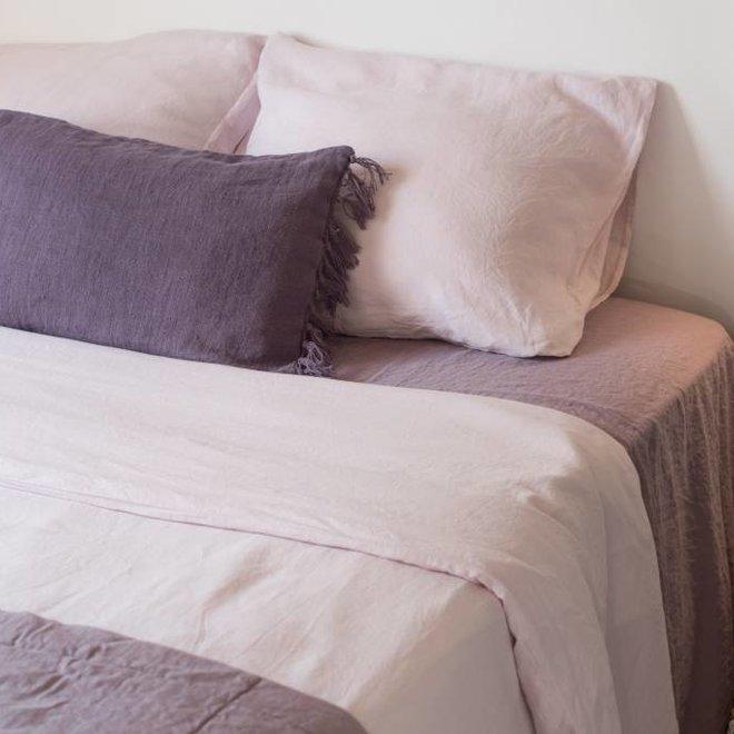 Leinen-Bettbezug Maxime - Sale
