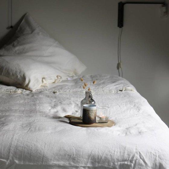 Leinen Bettbezug Gaby - Sale