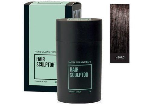 Hair Sculptor Fiber Powder Zwart 25 Gr.