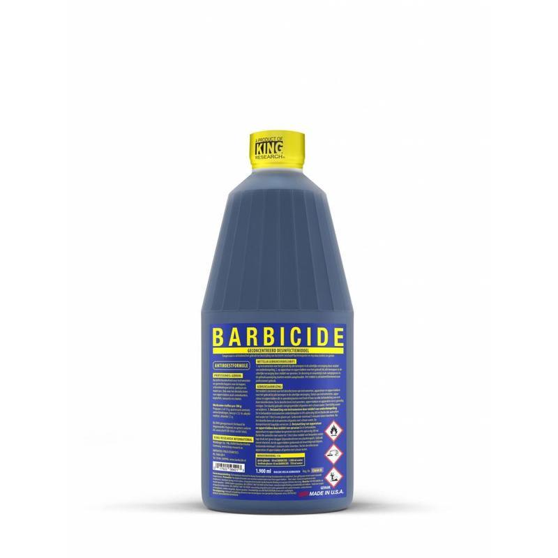 Barbicide Desinfecteervloeistof 1,9 Ltr