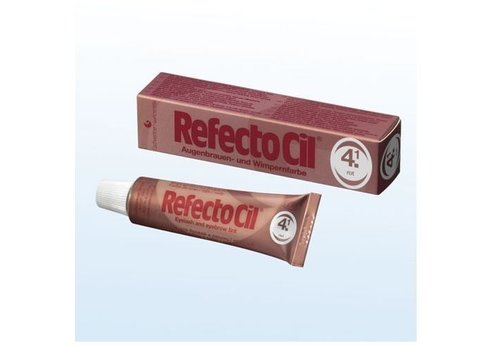 Refectocil Refectocil Wimperverf 4.1 Rot