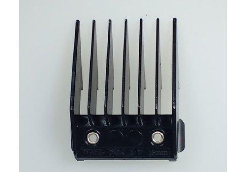 Wahl Wahl Opzetkam Type 1 Plastic/Metaal Nr. 4 (3Mm)