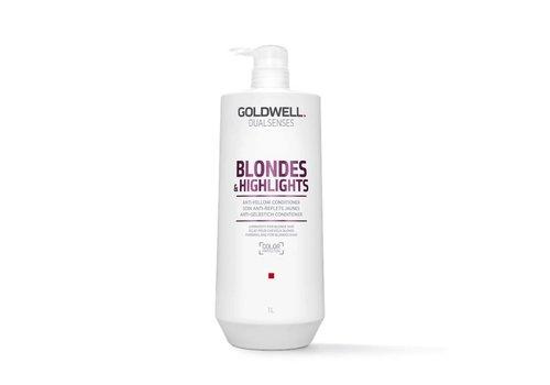 Goldwell Goldwell Dualsenses Blondes & Highlights Anti-Yellow 1000ml