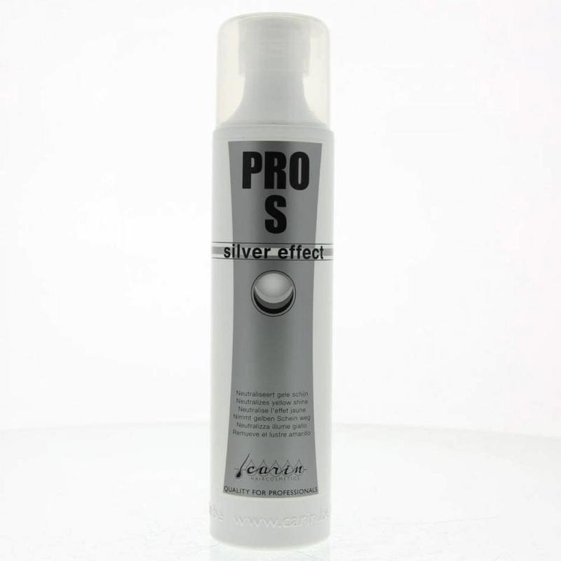 Carin Pro-S Silver Effect 250 ML.