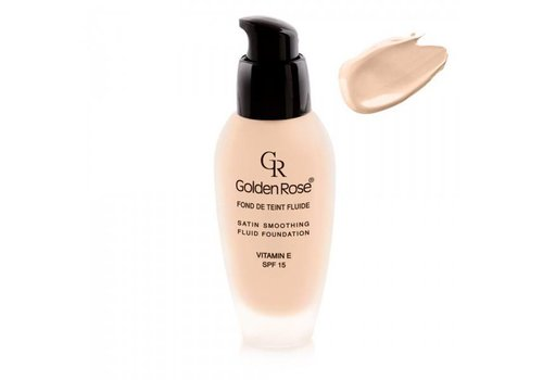 Golden Rose GR Fluid Foundation 27