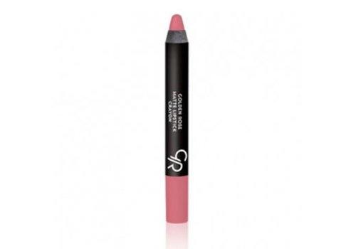 Golden Rose Crayon Matte Lipstick 12