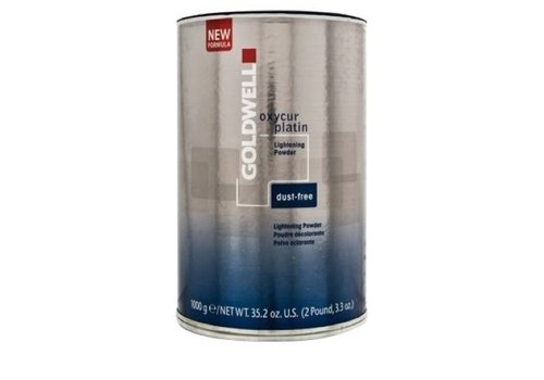 Goldwell Goldwell Oxycur Platin Dust Free 500Gr