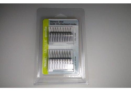 Moser Opschuifkamset Metaal 1233-7180 1,5 En 4,5 mm