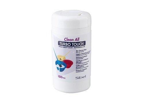 Sinelco Clean All Turbo Touch Huid Reinigingsdoekjes