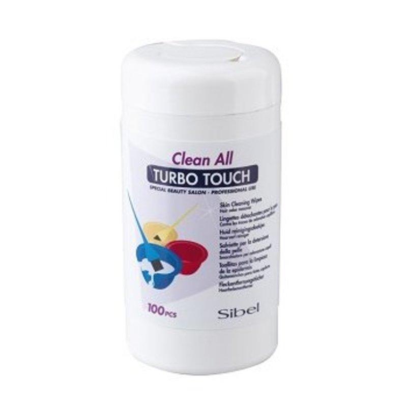 Clean All Turbo Touch Huid Reinigingsdoekjes