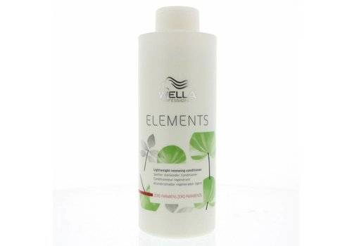 Wella Wella Elements Renewing Conditioner 1000ML