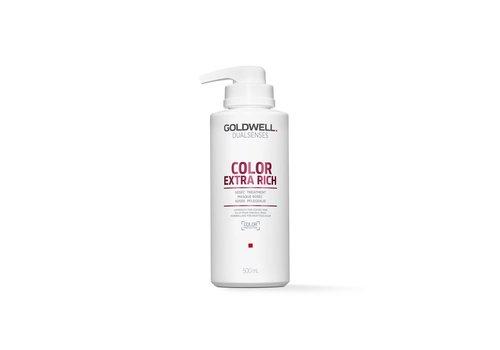 Goldwell Goldwell Dualsenses Color Extra Rich 60-Sec Treatment 500ml