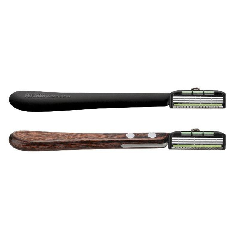 Feather F-System Houder Wooden Grip