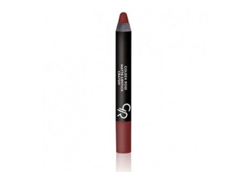 Golden Rose Crayon Matte Lipstick 1