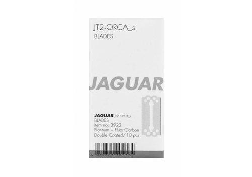 Jaguar Jaguar JT2 Dubbelziijdige Mesjes Kort Los Pakje 10 stuks