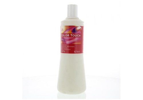 Wella Wella Color Touch 1000ML Emulsion 1,9% 1000ML