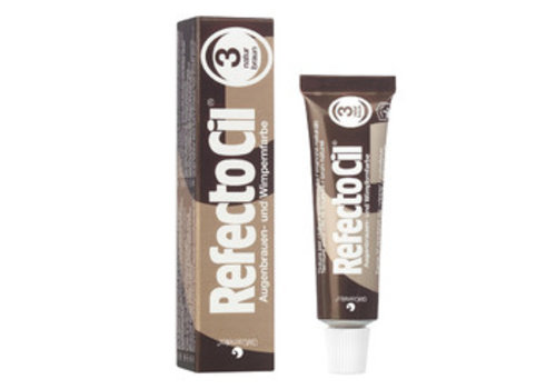 Refectocil Refectocil Wimperverf 3.1 Licht Bruin