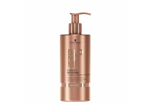 Schwarzkopf Schwarzkopf *Blond Me Cleansing Conditioner 500ML