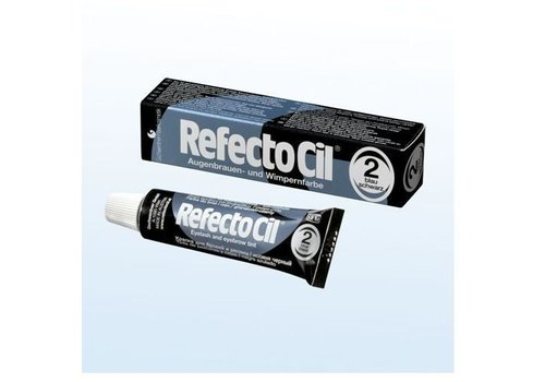 Refectocil Refectocil Wimperverf 2 Blauw/Zwart