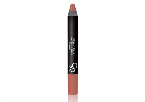 Golden Rose GR Crayon Matte Lipstick 18