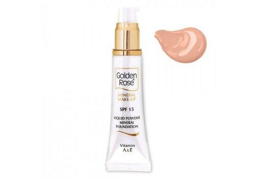 Golden Rose Mineral Liquid Foundation 6
