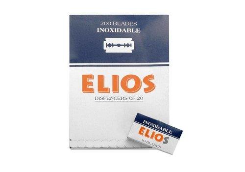 Eurostil Elio's Scheermesjes Doos 20 X 10 St.
