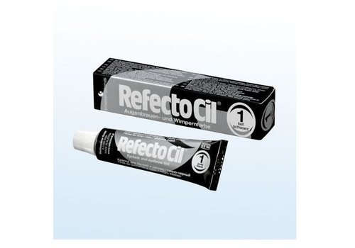 Refectocil Refectocil Wimperverf 1 Zwart