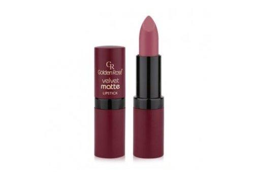 Golden Rose Matte Lipstick Velvet 14