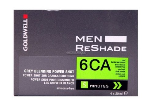 Goldwell Goldwell Men Reshade 6 Ca