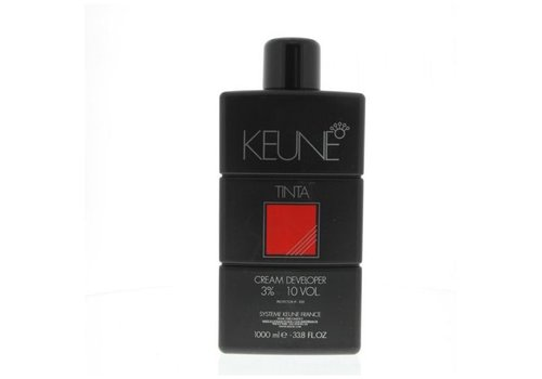 Keune Keune Tinta Developer 10 Vol. 3% 1000ML