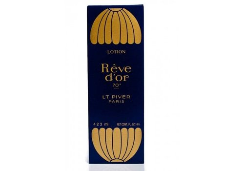 Piver Piver Lotion 423 ML. Reve D'or